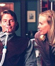 Christopher Reeve and Daryl Hannah