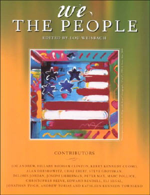 We, THE PEOPLE Cover