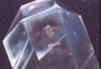 Superman Frozen