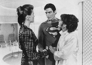 Lacy, Superman and Lois