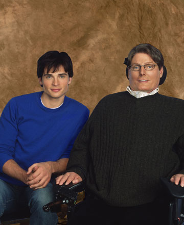 2003 News Reports Christopher Reeve Homepage